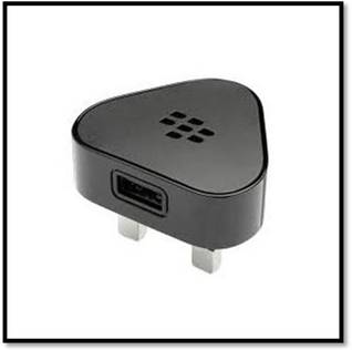 Original Blackberry MICRO USB Mains Charger