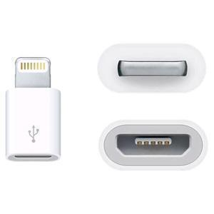 Micro USB to iPhone 5 & 6  Lightning Adapter