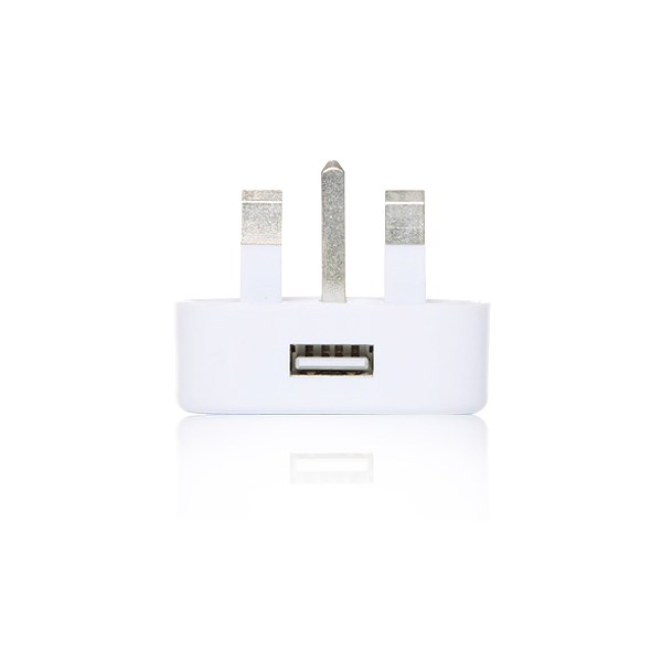 iPhone 3 3G 4 & 4S Mains Charger (in White)