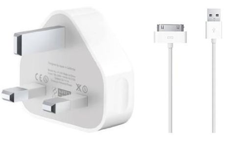 iphone 4s charger iphone 3 3g 4 amp 4s mains charger in white iphone 3 3g 1846