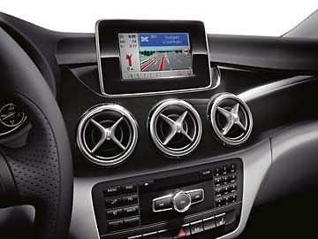 becker map pilot sat nav for mercedes cars mercedes. Black Bedroom Furniture Sets. Home Design Ideas