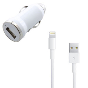iPhone 5 6 & 7 Two Part Car Charger