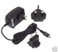 Original Blackberry Mains MICRO USB International Charger
