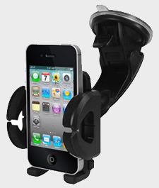 Universal Window mount holder for Mobile Phones