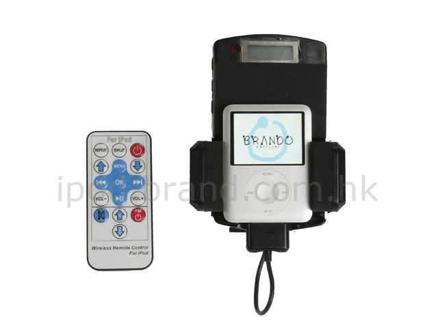 iPhone or iPod  6 in 1 Car Kit (includes FM Transmitter)