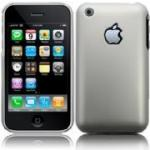 iPhone 3 Series Armour Case In Silver