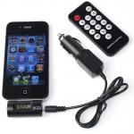 iPhone iPod & iPad Wireless FM Transmitter