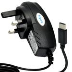 Fast Charging Mains Wall Plug Charger Type-C CE Approved